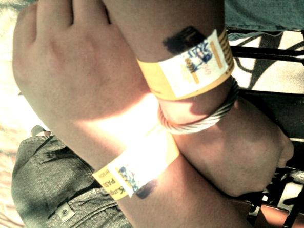 Entrance bracelets
