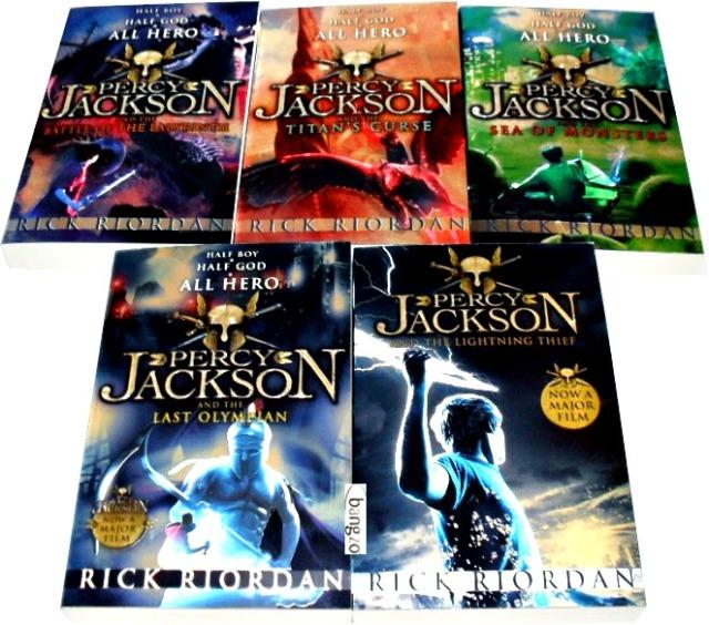 Percy Jackson's The Olympians
