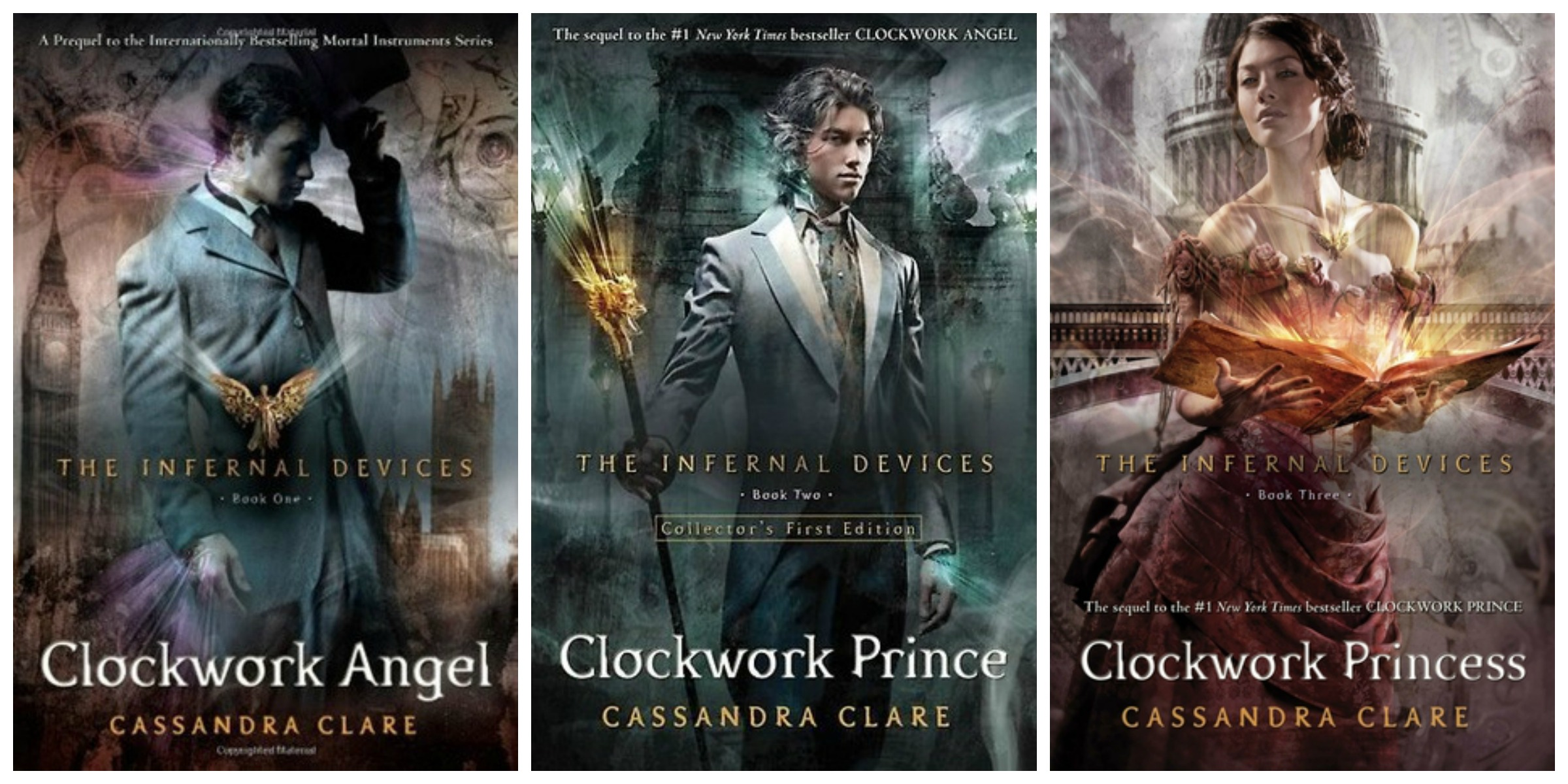 Book Recommendation: The Infernal Devices | EverythingNyze
