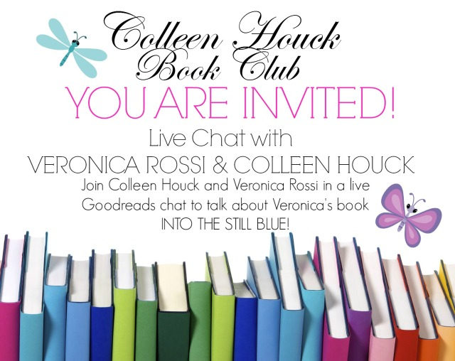 Event for Colleen Houck Book Club