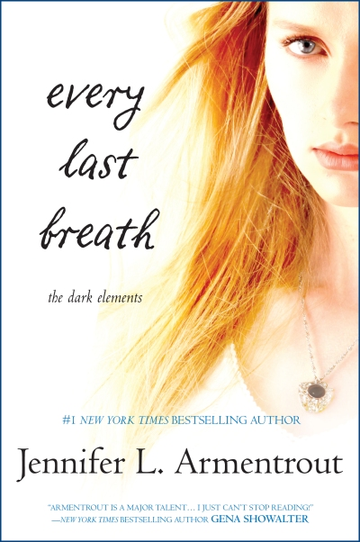 Every Last Breath (The Dark Elements #3)